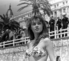 Queen of beauty Brigitte Bardot
