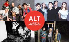 ALT Agency & Managementin vuosijuhla: Teksti-TV 666, The Holy, Litku Klementti & Tuntematon Numero, Itä-Hollolan Installaatio - Tavastia-klubi, Helsinki - 20.1.2017 - Tiketti