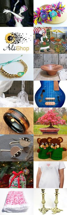 Welcome To Our Treasury by Ross Greenfield on Etsy--Pinned with TreasuryPin.com