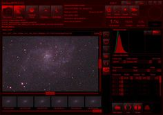 BackyardEOS - BYE  Canon DSLR Software for Astrophotography