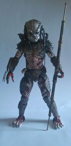 Spaceship Guardian, Predator 2 1990