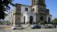 Catedral de: Ciudad Guzmán en Jalisco