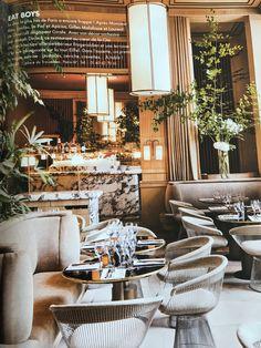 Resto Paris, Table Decorations, Furniture, Home Decor, Decoration Home, Room Decor, Home Furniture, Interior Design, Home Interiors