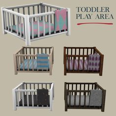 Toddler Play Area at Leo Sims