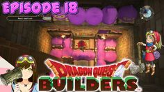 Dragon Quest Builders - Plushie room & Bunny Burgers! Ep18
