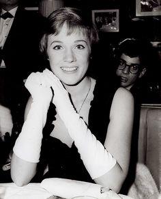 Julie Andrews... she's my favorite