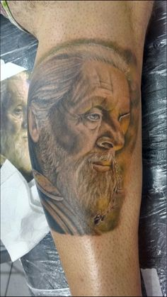 Odin By insanotattoo índio sp Brasil