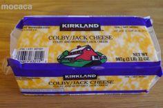 カークランドシグネチャー コルビージャックチーズ Colby Jack, Monterey Jack Cheese, Lunch Box, Stuff Stuff