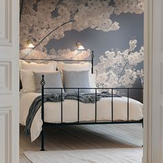 1000 images about papiers peints chambre on pinterest for Poster xxl chambre