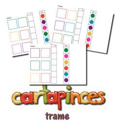 Cartapinces - trame