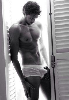 Jamie Dornan... Words not necessary