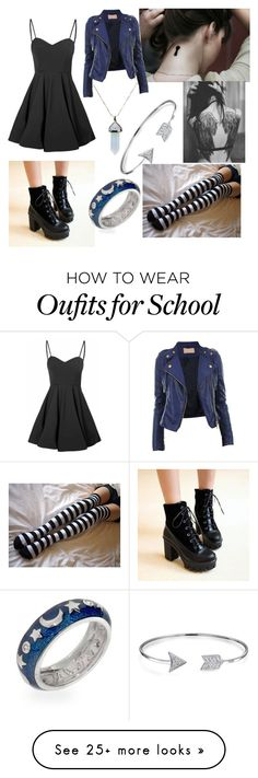 """""""Mystery girl"""" by bigrin on Polyvore featuring Glamorous, Pangmama and Bling Jewelry"""