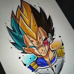 Anime Products,Cosplay,Accesories,Manga and more! Majin Tattoo, Desenho Tattoo, Anime Tattoos, Dope Art, Anime Art, Sketches, Cool Drawings, Dbz Drawings, Artwork