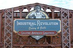 Industrial Revolution Eatery & Grille in Valpaoraiso via @ValpoLife