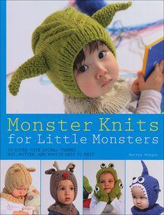 8e8bf068725 Monster Knits for Little Monsters -