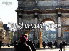 Bucket list - travel around Europe 2012 done Amsterdam, Berlin, Prague, Budapest