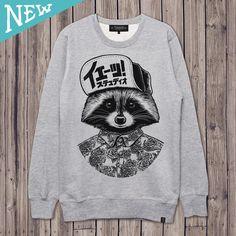 Raccoon Sweat Shirt