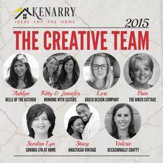 Kenarry: Ideas for the Home - 2015 Creative Team