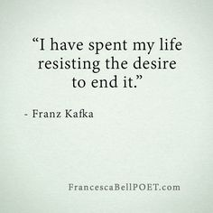 #Franz Kafka quote #life quotes