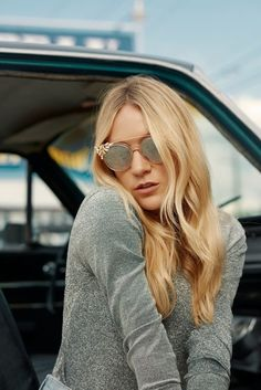 Chloë Sevigny Takes Us on an Epic Adventure For Her Jimmy Choo Campaign