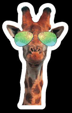 Bling Giraffe