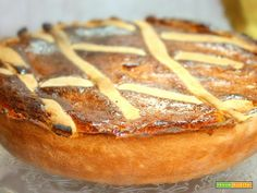La pastiera napoletana  #ricette #food #recipes