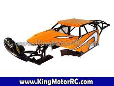Class 1 HD Roll Cage & Panel Kit (orange)