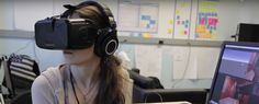 The headlines and stories about the real  adoption of virtual reality (VR) in higher education emphasize that it's not quite ready for prime time and hasn't been for more than two decades since it started streaming over the early iterations of headsets back in the early 90s. While widespread ad