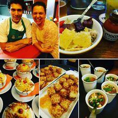 Mais sobre ontem..comidinhas do Chef Rodrigo Oliveira no Restaurante Mocotó. Quer saber mais? Passa no blog www.longeeperto.com #klm #klmemocoto #klmbrasil #saopaulo #restaurantemocoto @rodrigomocoto