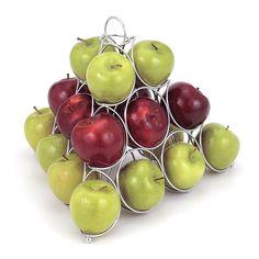 3-Tier Fruit Pyramid.