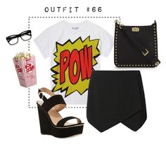 """Outfit #66"" by caroluemura on Polyvore featuring moda, 21 Men, MICHAEL Michael Kors, Tory Burch e ZeroUV"