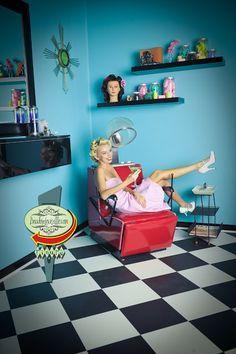 vintage pink beauty shop dryer chairs pinterest dryer vintage