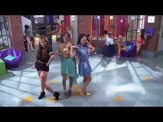 ▶ Violetta 2 - Video musical ''Codigo amistad''