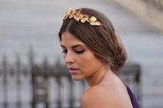 trendy_taste-look-outfit-street_style-vestido_boda-lila-violeta-purple-wedding_dress-smart-elegante-AD-adolfo_dominguez-golden_clutch-bolso_de_mano-dorado-tiara-golden_crown-corona-drapeado-draped-special_events-polaroid-4 by Trendy Taste, via Flickr