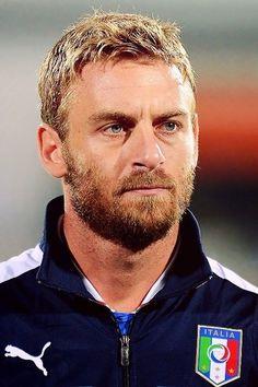 Daniele De Rossi-- Italian soccer player