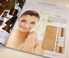 Aceite de Argán Tassel, Revista La Moda en las calles. #Tassel #TasselCosmetics #ArganOil