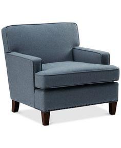 Hamlin Accent Chair, Quick Ship