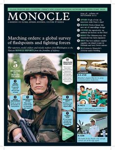Monocle Issue 56 September 2012