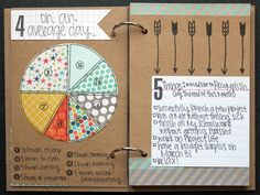 I love how Emily used a pie-chart for her list! Oh! Emily Made That: 30 Days of Lists: Lists 4-9