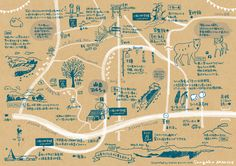 手書き地図推進委員会は、作者の愛が溢れる「手書き地図」を紹介することで、日本各地の土地固有の面白さを発見してもらうことを目的として設立されました。