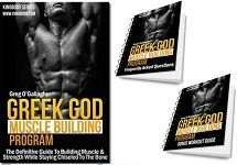 Building muscle the right way is not an easy task for most people. Greek God Muscle Building is one program that can fits those people who have busy schedules but still want to achieve great muscle-building results