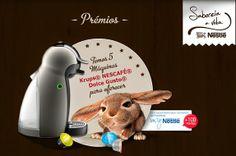 Amostras e Passatempos: Passatempo Páscoa Nestlé