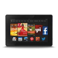 Today I Will...Find the Perfect Gift for My Family - Oprah.com   Or for ME!!  Would LOVE a Kindle Fire HD, if anyone has an extra $139.... :)