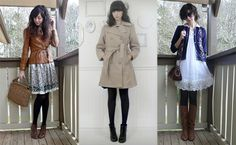 This blog has so many cute modest vintage dresses love:D