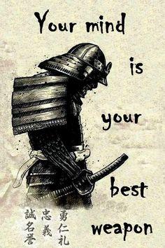 Japanese Tattoo Designs, Japanese Tattoo Art, Japanese Sleeve Tattoos, Japanese Art, Arte Ninja, Ninja Art, Samurai Quotes, Samurai Warrior Tattoo, Ronin Samurai
