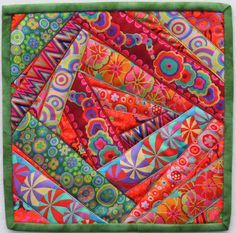 Canton Village Quilt Works | Playing with Ribbons a Tutorial