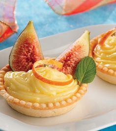 """Unas deliciosas """"Tartaletas de fruta"""""""