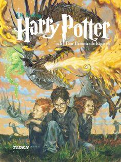Alvaro Tapia - Harry Potter och Den flammande bägaren (Tiden)