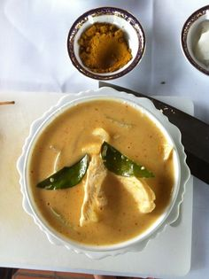 Yellow Thai Curry Own Photo Made In Thai Cooking Class Phuket Photo By J