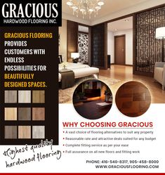Gracious Hardwood Flooring Inc. is the best Brampton hardwood flooring suppliers and installers in Toronto, Brampton, Hamilton, Mississauga, and other regions of Canada. Contact now: 540-8317, 905-458-8000 Cheap Hardwood Floors, Installing Hardwood Floors, Hamilton, Toronto, Canada, Flooring, Wood Flooring, Floor
